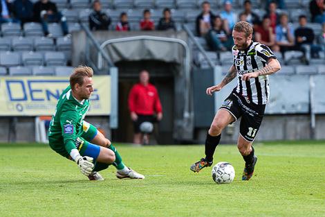 Andrew Stadler lämnar BoIS mitt i säsongen för spel i Östersund.