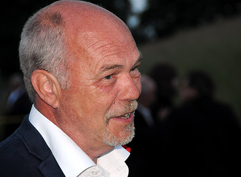 Tommy Olsson har länge varit en eldsjäl inom Landskrona Riksteaterförening.  Nu är det snart slut på den sagan.