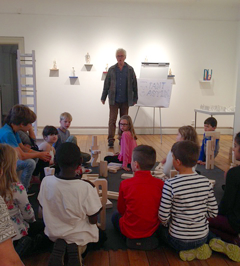 Poem Express på Alléskolan