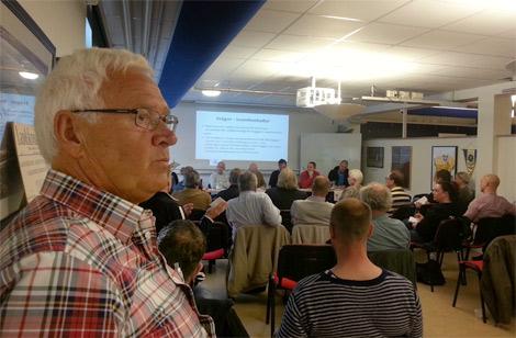 Gunnar Nilsson är ordförande i LISA och han hoppas att många föreningar passar på att ställa frågor till politiker och tjänstemän den 1 september.