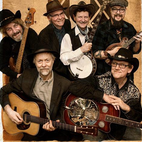 New Sunny Side Ramblers spelar på Pumphusets konsthall den 1 september.