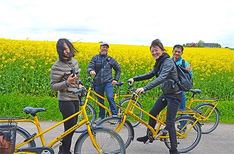 Landskrona och Ven förbereder sig på fler kinesiska turister. Idag hålls ett seminarium i Borstahusen om den växande kinesiska besöksnäringen.