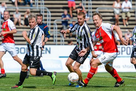 Anders Nordström, Peter Oltner och Mats Andersson. Foto Ulf Bjarke