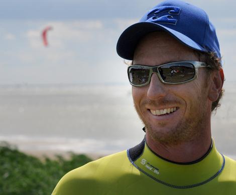 Mikael Blomvall är trots sina år i världeliten en doldis bland stans idrottsutövare.