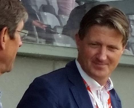 Gabriel Munck, ordförande i Landskrona BoIS har av ekonomiska orsaker idag tvingats meddela föreningens klubbchef Patrik Johansson att han får sluta i och med säsongens slut.