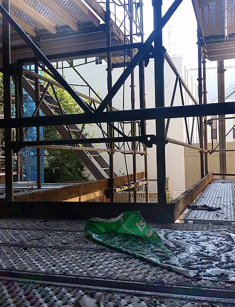 Renoveringen av utsidan av Rådhuset är inne på sluttampen nu är det dags att fixa till insidan.
