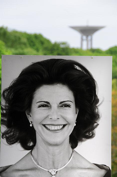 H.M Drottning Silvia inviger Sverige mot narkotika-konferens i Landskrona.