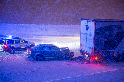 Att hålla avstånden är a och o. Foto: André Tajti, AT-Foto.se