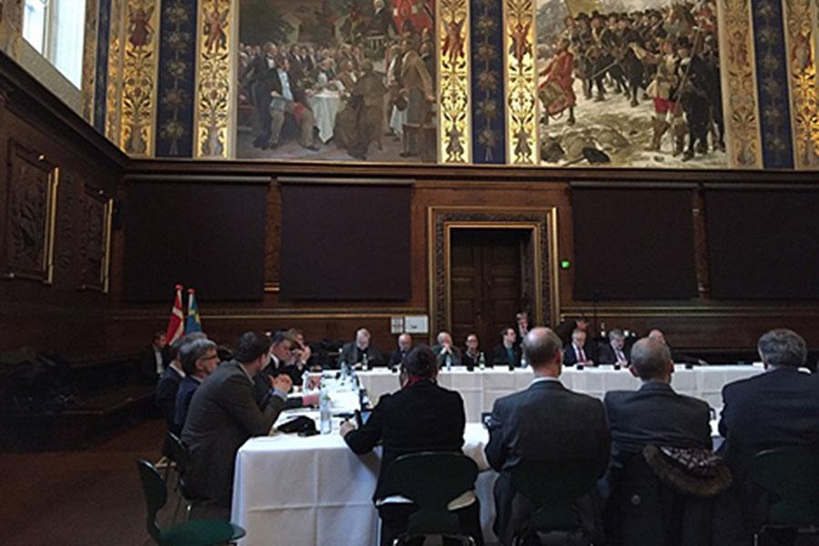 På Köpenhamns Universitet togs idag beslut om att Öresundskomiteens medlemmar ombildas tillsammans med den danska organisationen Greater Copenhagen.