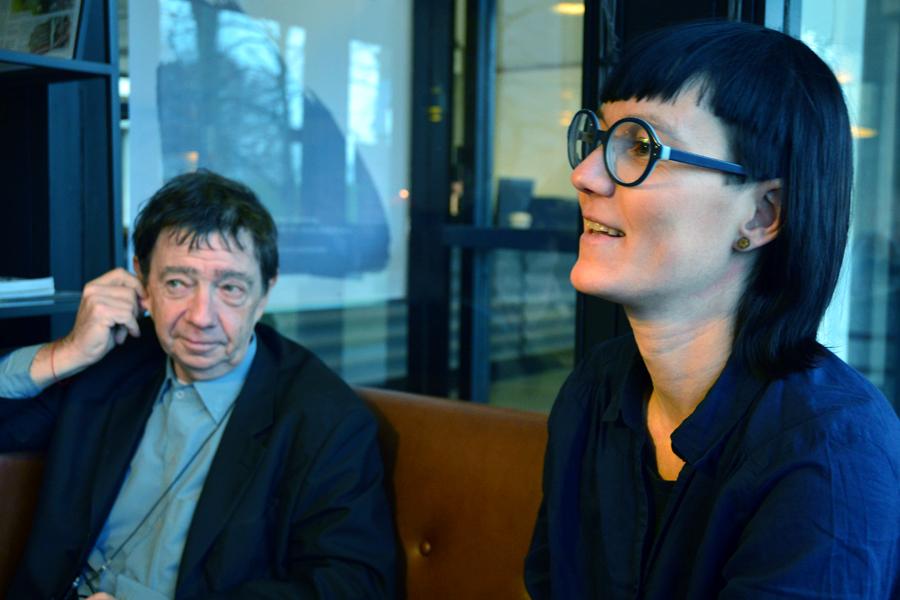 Christian Caujolle och Jenny Nordquist tar över ansvaret för Landskrona Fotofestival.