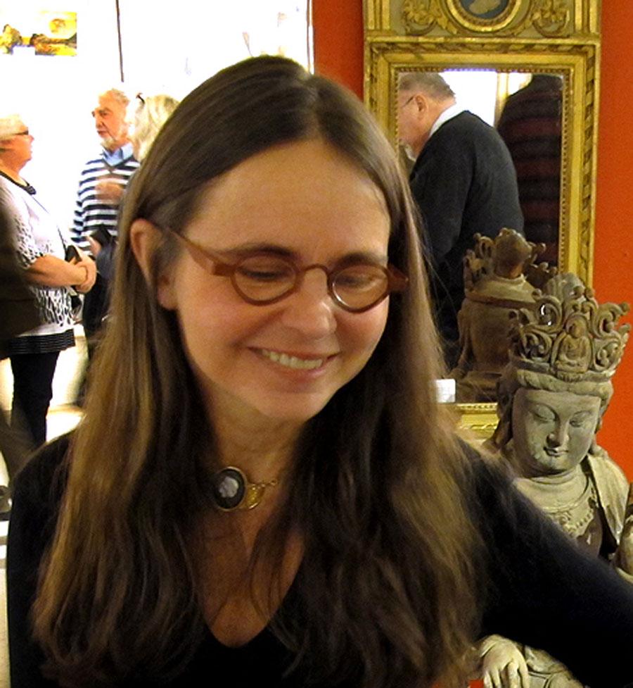 Pia Staël von Holstein föresläser i vår på Pumphuset.