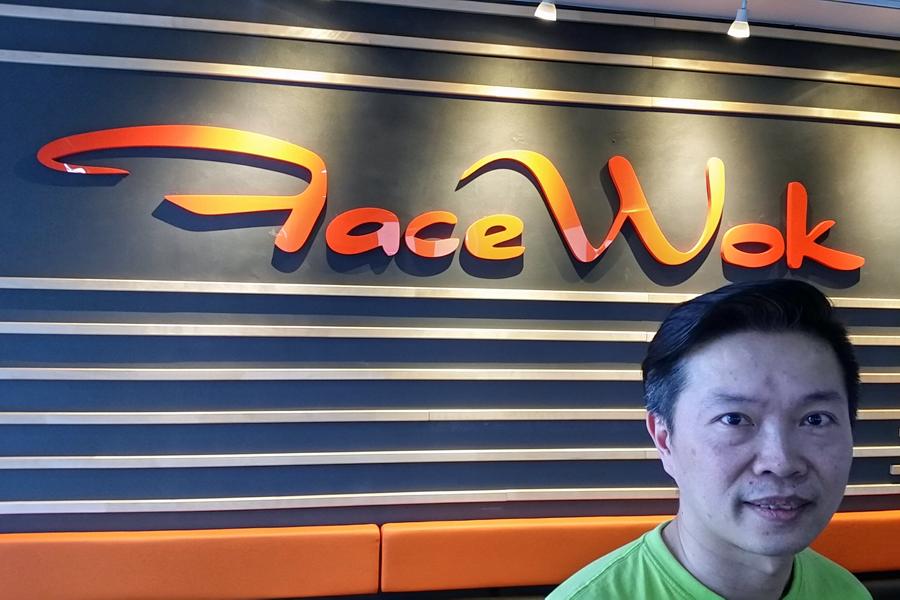Facewok med i Lunchguiden