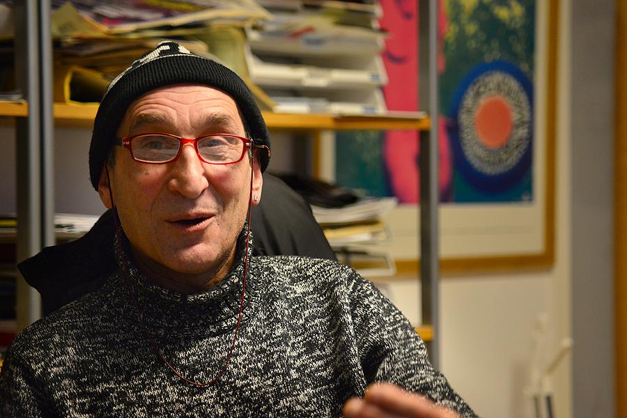 Milan Dragisic är åter filmaktuell.