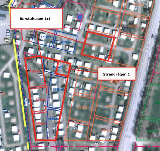 Startskottet går för Derome i Borstahusen