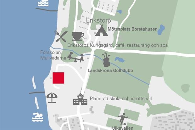 Vid lunchtid på fredag tas det första symboliska spadtaget i Norra Borstahusen.