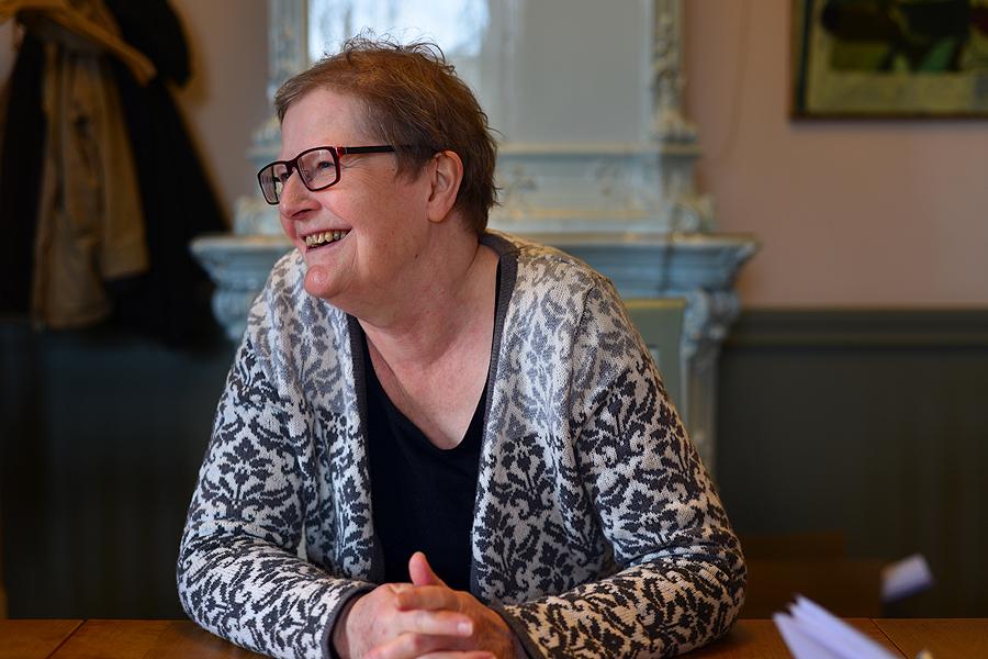 Elisabeth Arvidsson – i kulturens tjänst