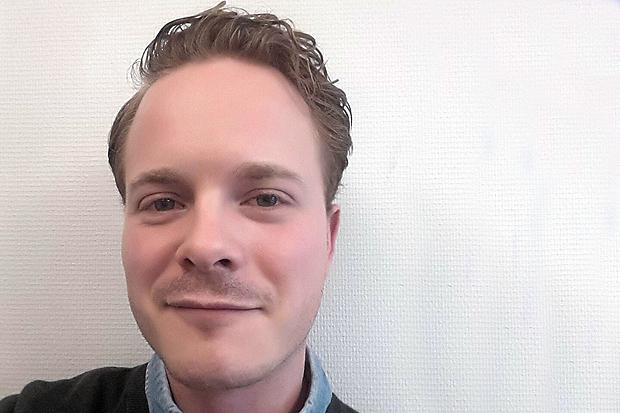 Emil Tingström är ny ordförande för moderaterna i Landskrona.