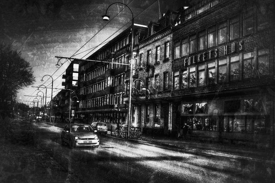 Du slipper, gå och lägg dig! – av Måns Back Nilsson