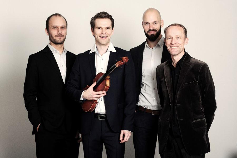 Mads Tolling Quartet. Foto: Arkiv Mads Tolling