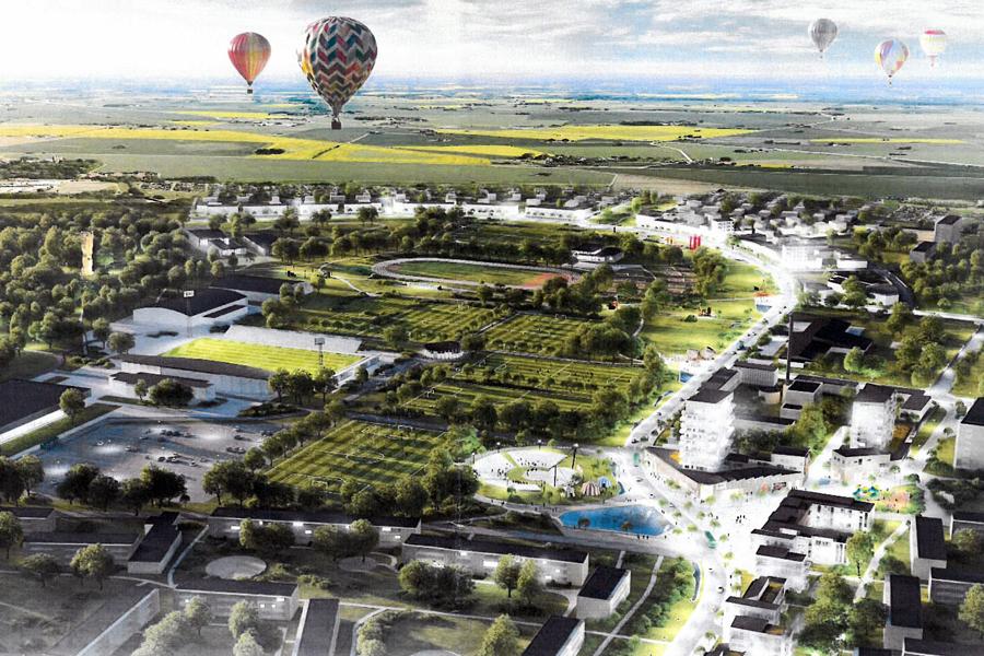 Ridintresserade oroliga över utvecklingen i Karlslundsområdet