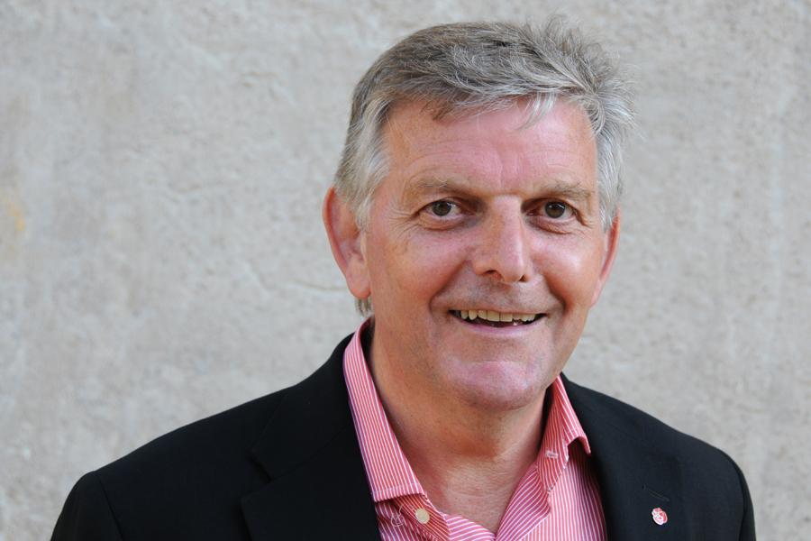 Anders Karlsson tackar för sig efter 24 år som ordförande för Socialdemokraterna i Landskrona.