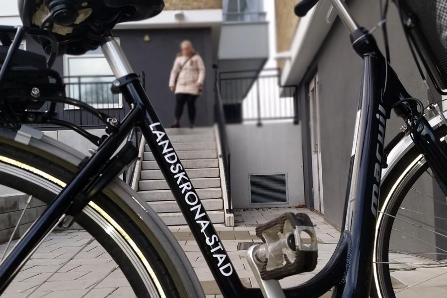 Nu startar Landskrona stad ett demensteam stötta de kommunala hemvårdsgrupperna.