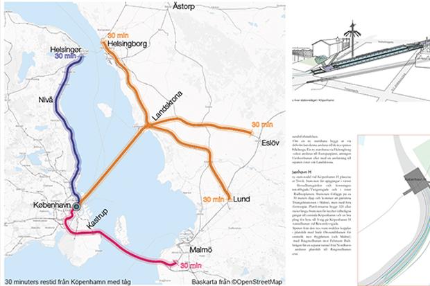 Bild från Europaspårets hemsida
