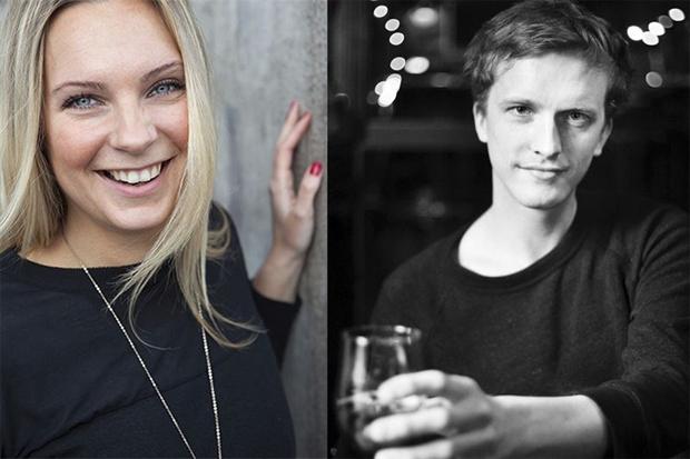Humorklubben Oslipat bjuder på torsdagen på bland andra Johanna Wagrell och Ola Söderholm på Teaterrestaurangen.