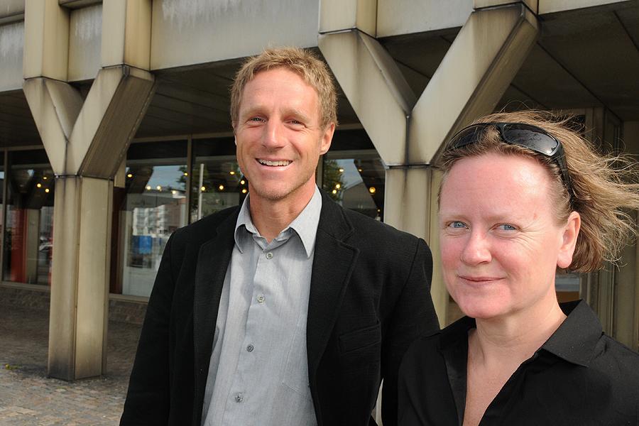Petter Eiring gör comeback på stadsarkitektstolen i stadshuset när han efterträder Åsa Lindborg på tjänsten.