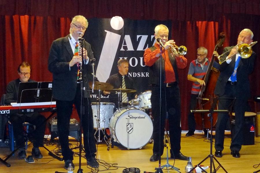 Succé för Jazzhouse på Folkets Hus