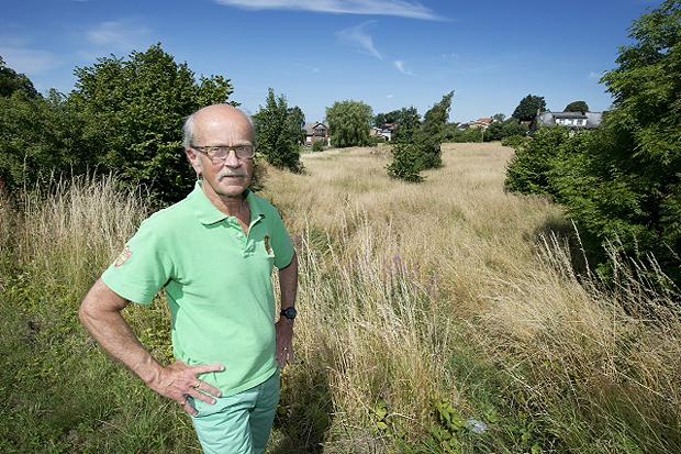 Lennart Pettersson kan nästan titulera sig ambassadör av Glumslöv. Nu väljer han dock att hoppa av som ordförande i byalaget.