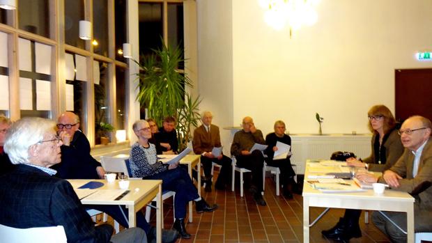 På kammarmusikföreningens årsmöte beslöts att avskilja teaterverksamheten som bedrivits sedan 2014 och att en separat teaterförening bildas under namnet; Landskrona Musik & Teater