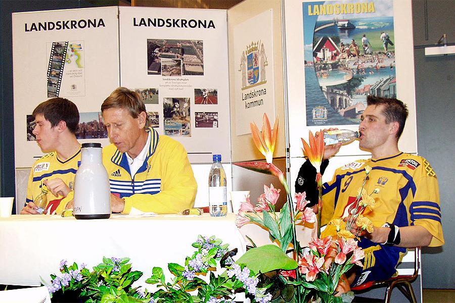 Framtidens handbollsstjärnor matchar i Landskrona