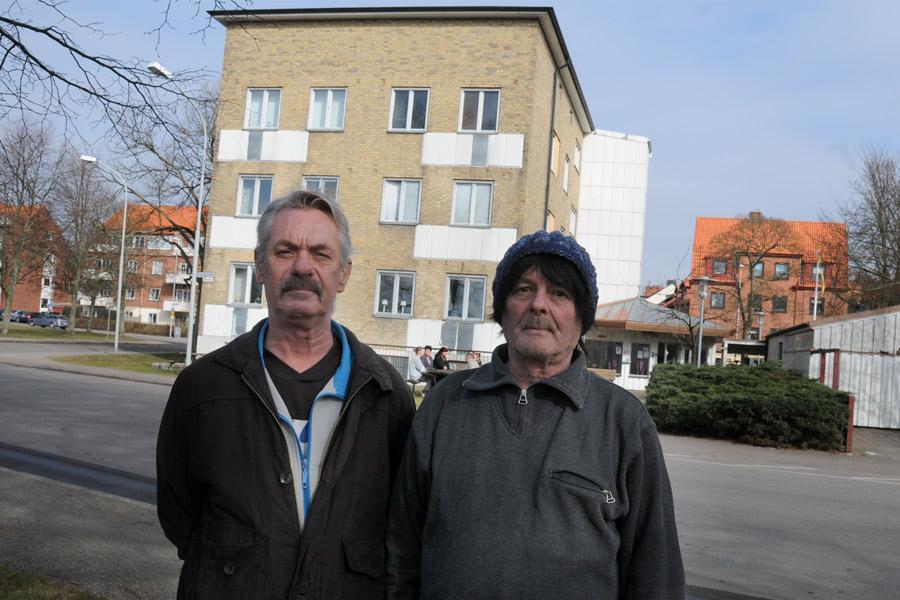 Granets brukare flyttas till Västra Fäladen