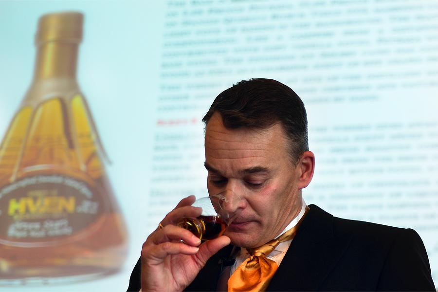 Flörtig whisky vårtecken på Ven