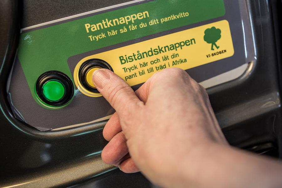 Pant från Landskrona gav 562 nya  träd i Afrika