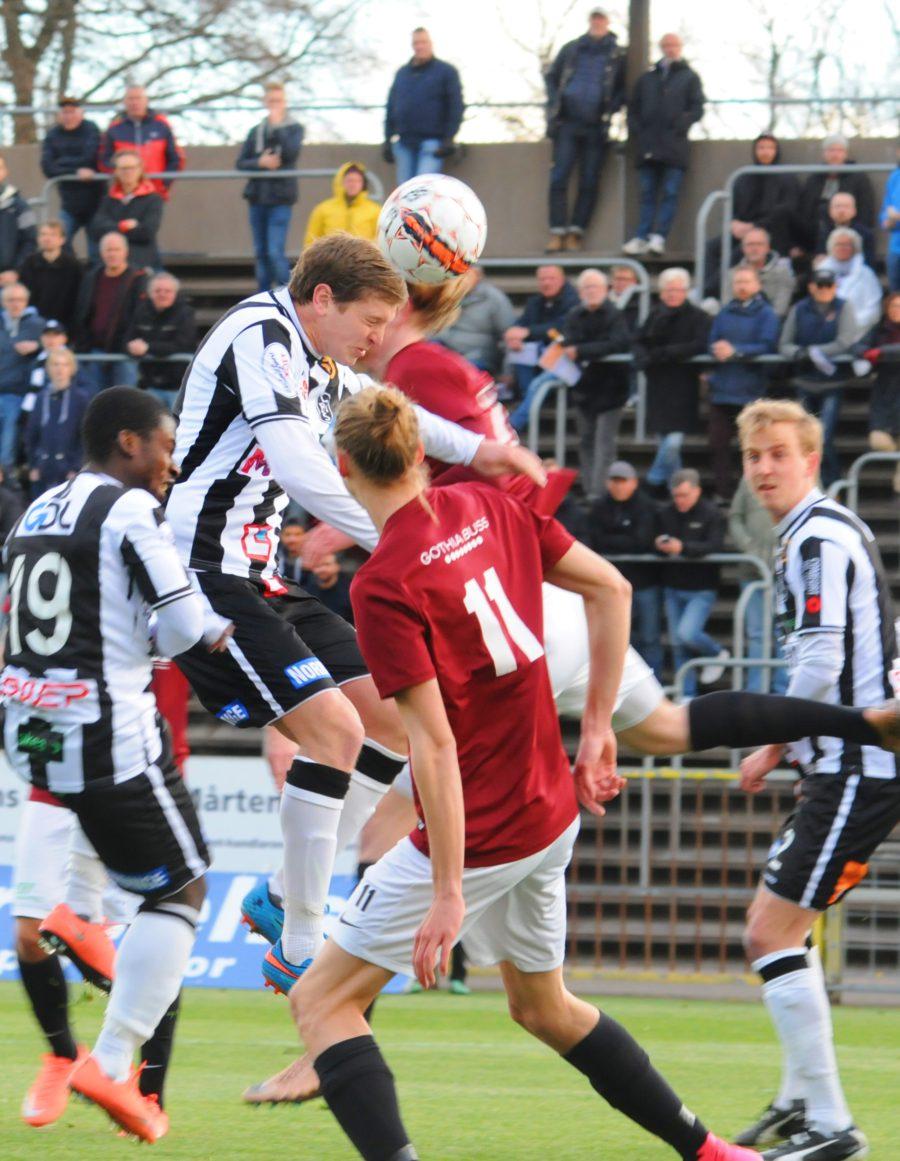 Philip Andersson har idag gjort klart med en fortsättning i Landskrona BoIS.