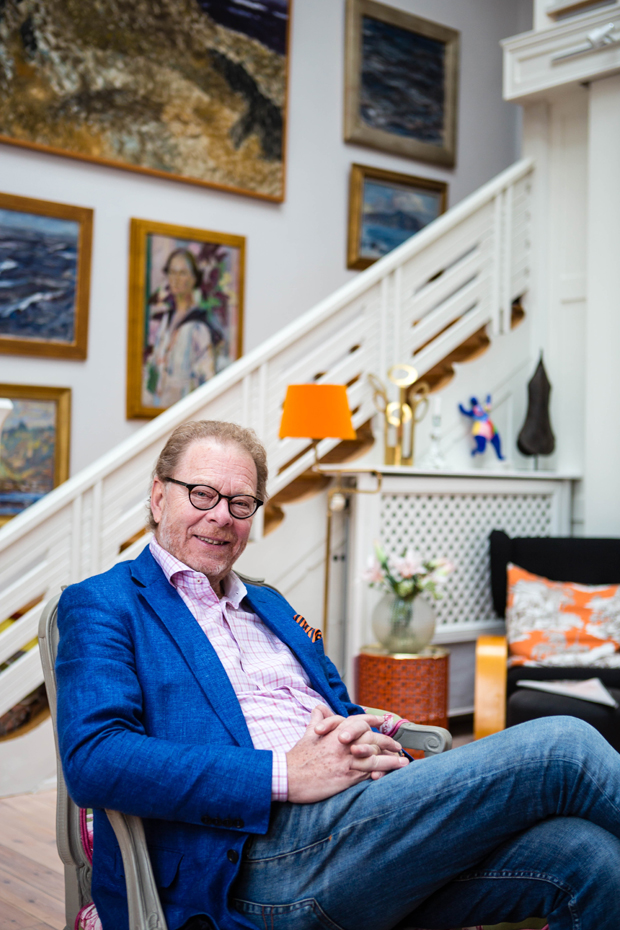 Claes Moser.  Foto: Pressbild