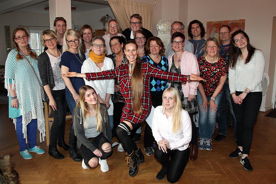 Team Landskrona ska få taket att lyfta