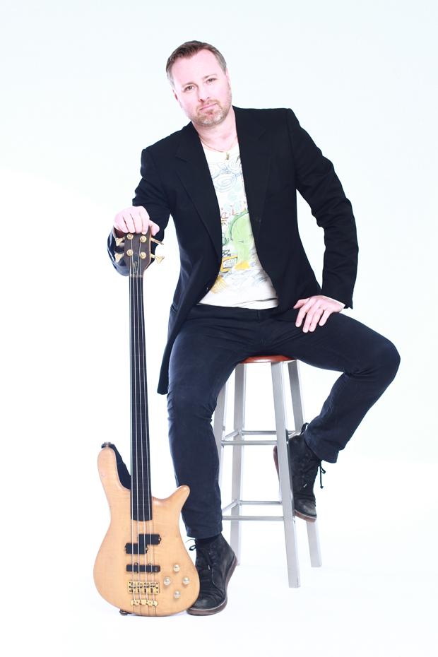 Rickard Malmsten är talesman och ordförande för föreningen Musik Utan Gränser.