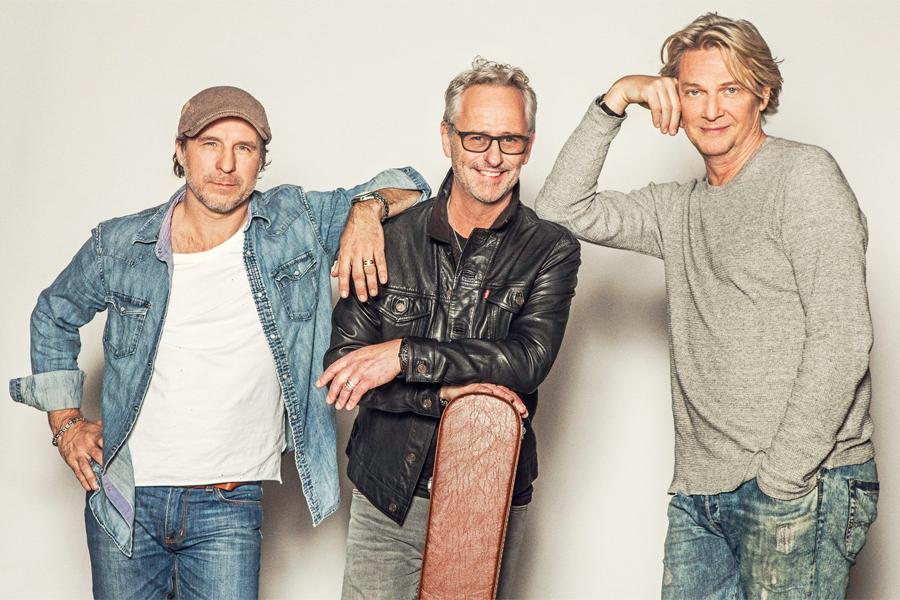 Patrik, Uno och Tommy till Citadellet i sommar