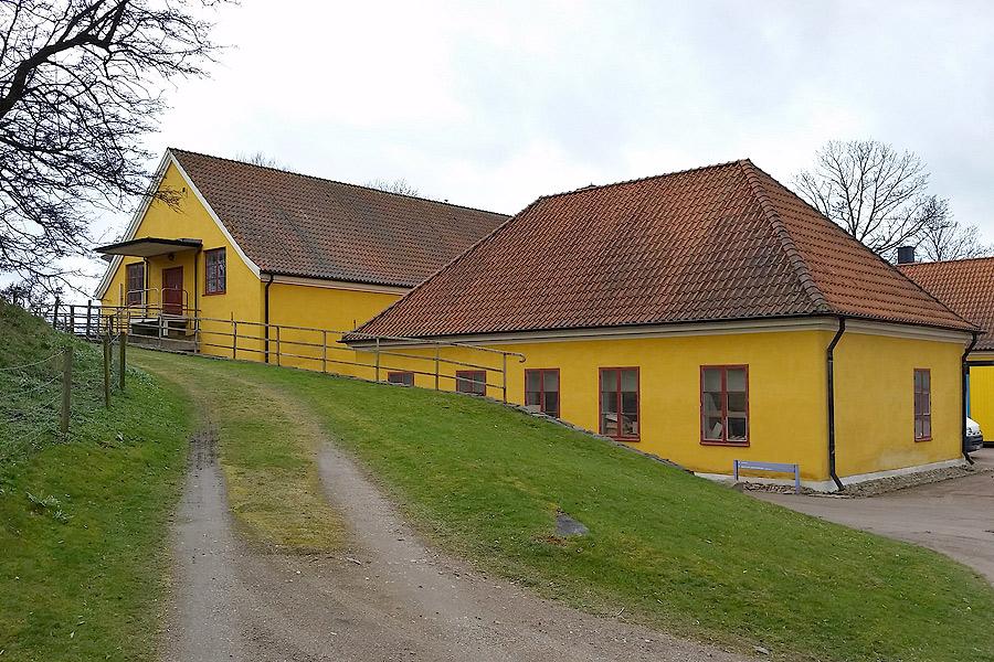I Tyghuset på Citadellet kommer Förskolan Selma Lagerlöf att öppna upp två nya avdelningar i augusti.