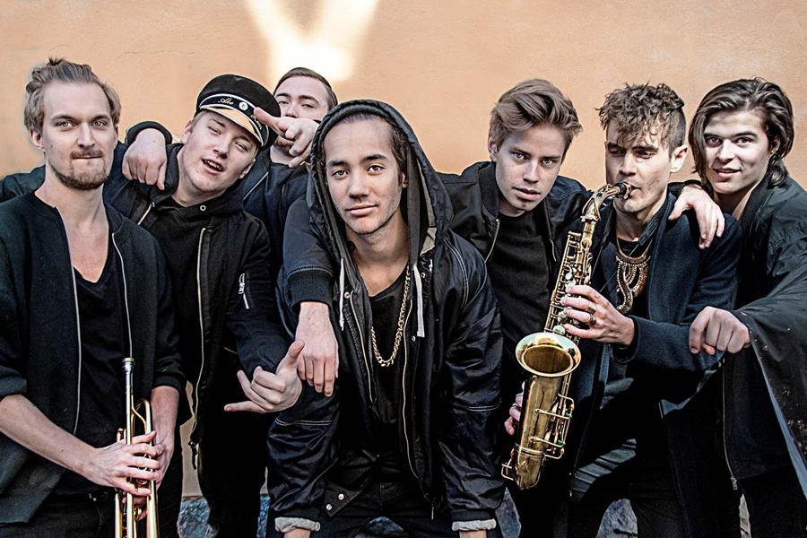 EM-låten kommer ljuda över karnevalen