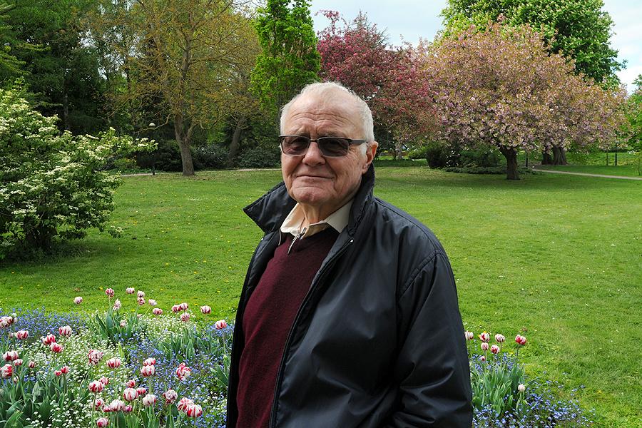 """Grattis till Nils-Erik """"NES"""" Svensson som firar sin 80-årsdag i Landskrona den 18 maj."""