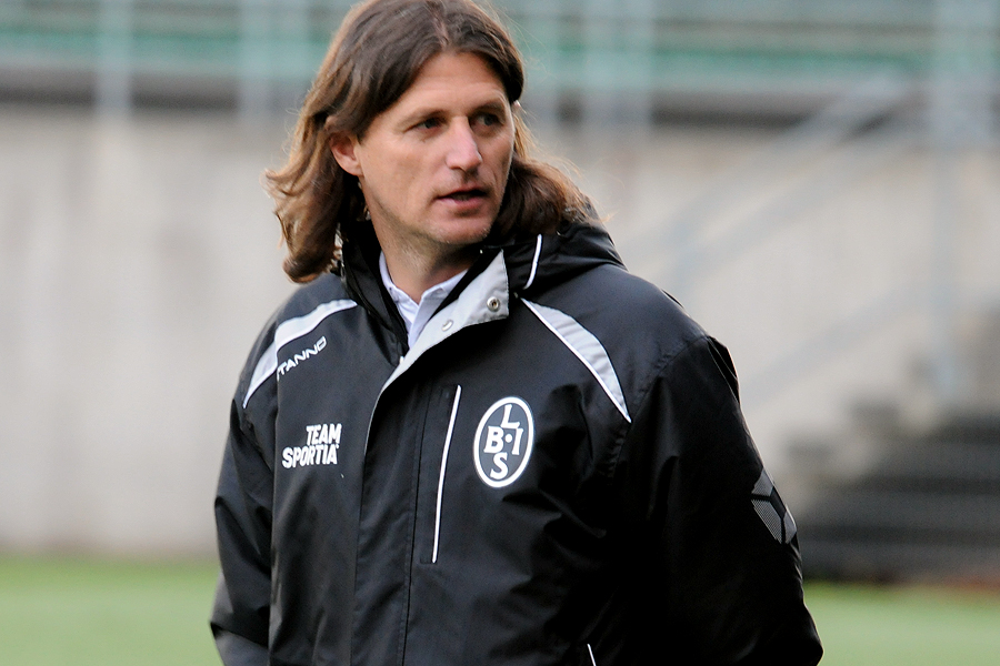 Agim Sopi låter Philip Ljung spela hela matchen mot FC Rosengård.