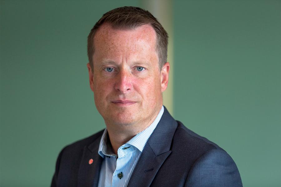 Inrikesminister Anders Ygeman till Landskrona