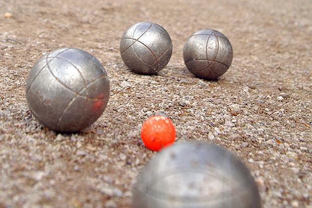 DM-mästare i boule