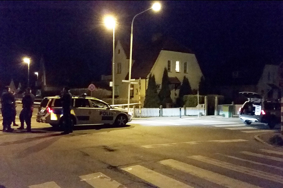 Ny skottlossning i Landskrona