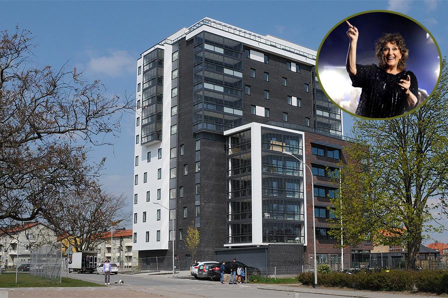 Siw Malmkvist (infälld) kommer att inviga det nybyggda äldreboendet på Suellsgatan.