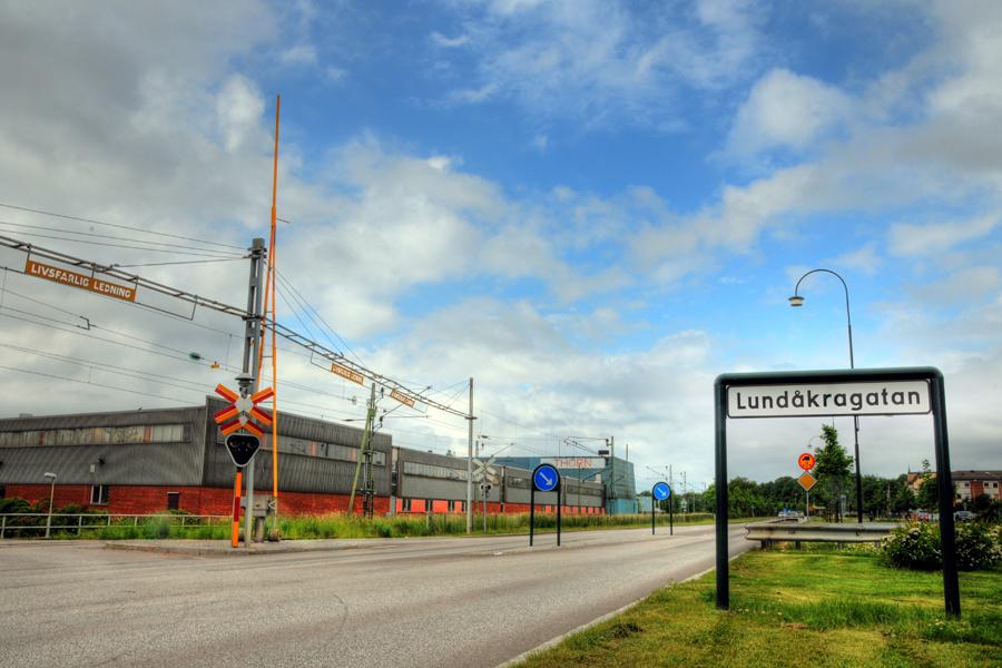 Elbilstillverkare till Landskrona